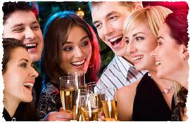 Поведение на праздничной вечеринке