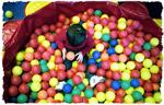 Устройте игры на детской площадке