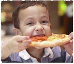 Обжорство пиццей