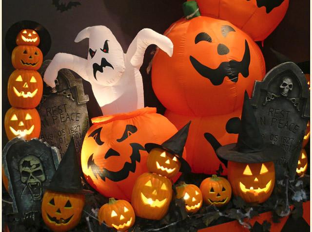 Откуда происходит праздник Хэллоуин