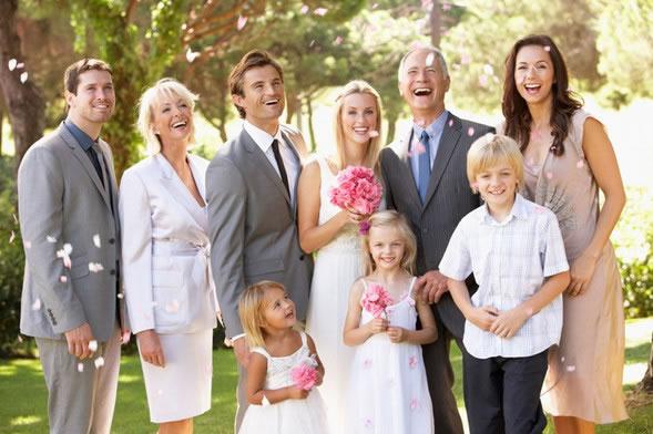 Кого приглашать на свадьбу