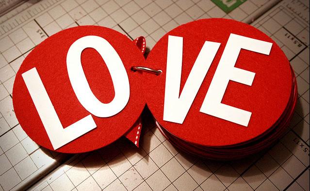 Календарик на день Святого Валентина