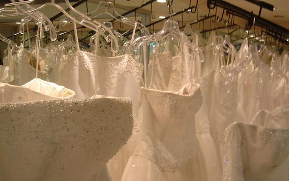 Стирка и хранения свадебного платья